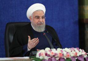 روحانی: به منتخب مردم تبریک میگویم/ ۴۵ روز دیگر پایان دولت دوازدهم است