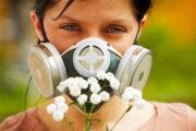 علائم و درمان آلرژى پاییزى