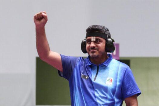 جواد فروغی اولین طلای المپیک کاروان ایران را گرفت