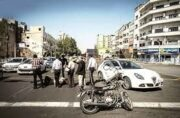انهدام باند تصادفهای ساختگی در پایتخت