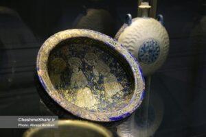 گزارش تصویری/ موزه رضا عباسی، آینه فرهنگ ایران زمین