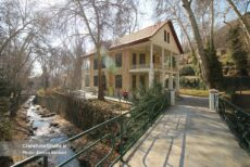گزارش تصویری/ مجموعه فرهنگی و تاریخی کاخ سعدآباد