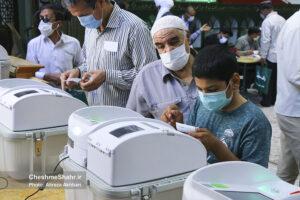 انتخابات ۱۴۰۰ در مشهد