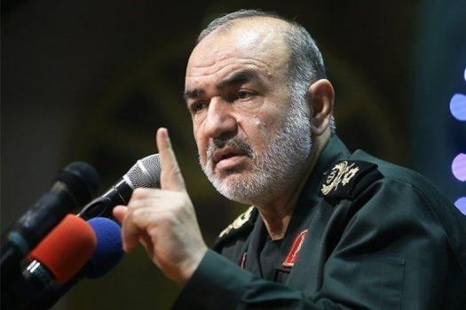 سردار سلامی: بازداشت سرشبکه آمدنیوز موجب غافلگیری سرویسهای اطلاعاتی بیگانه شد