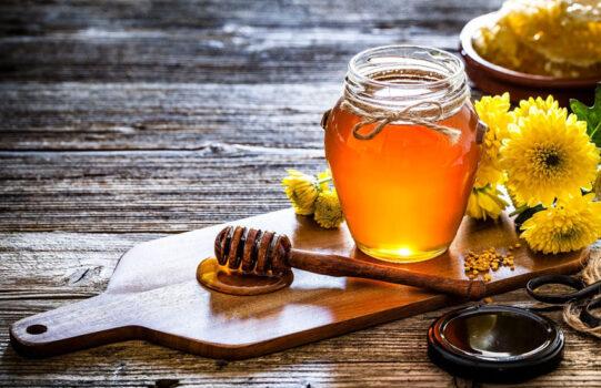 عسل، درمانی موثر در عفونتهای دستگاه تنفسی فوقانی