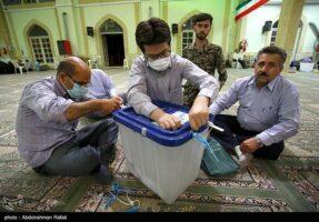 شمارش آرای انتخابات ریاست جمهوری ۱۴۰۰ در همدان