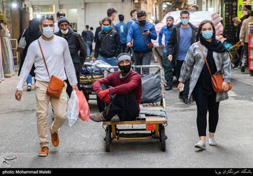 طرح استفاده اجباری ماسک در سطح شهر تهران