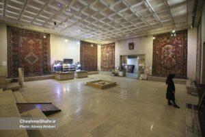 گزارش تصویری/ موزه فرش ایران