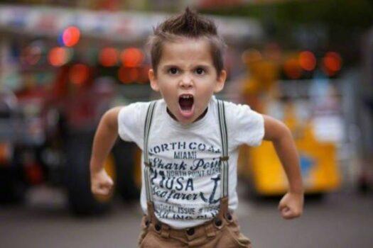 نحوه برخورد با کودکی که فحش می دهد