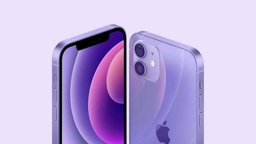 اپل از رنگ جدید آیفون ۱۲ رونمایی کرد