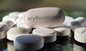 اریترومایسین؛ از درمان عفونتهای سینه تا بیماریهای پوست