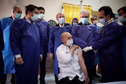 تزریق واکسن به ۸۰ سالهها از سهشنبه/ معرفی سایت ثبت نام واکسیناسیون