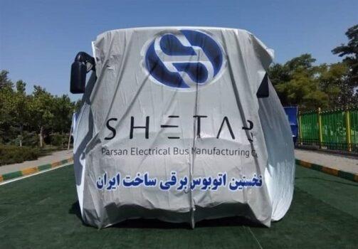 نخستین اتوبوس برقی کشور در مشهد مقدس آغاز به کار کرد
