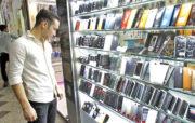 گوشی موبایل، دومین واردات بزرگ کشور