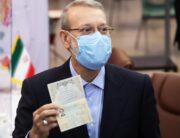 علی لاریجانی در انتخابات ریاستجمهوری ثبتنام کرد