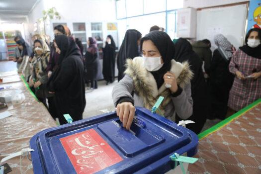 مشارکت انتخاباتی چقدر است؟