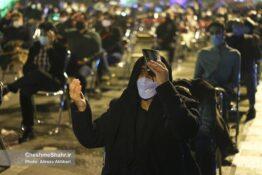 مراسم احیاء شب قدر بیست و سوم در مشهد