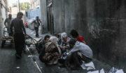 (تصاویر) وضعیت دلخراش کارتنخوابها در تهران