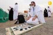 (تصاویر) حجاج در عرفات