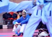 حذف کیمیا علیزاده از قهرمانی اروپا زیر پرچم تیم پناهندگان